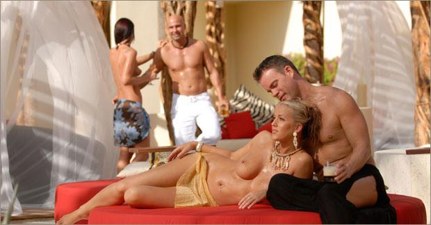 Это азеры! swinger hotel cancun